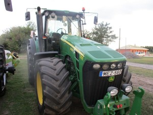 Трактор John Deere 8430 Powershift 2006 г/в,мощн.-335л.с.