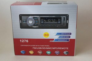 Автомагнитола 1276 ISO USB MP3