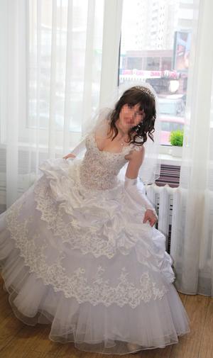 d659f1a4ecb Срочно продам свадебное платье