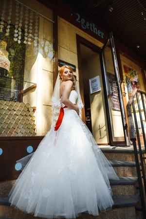 e5b22d8b985 Продам роскошное свадебное платье Amada из салона Dominiss