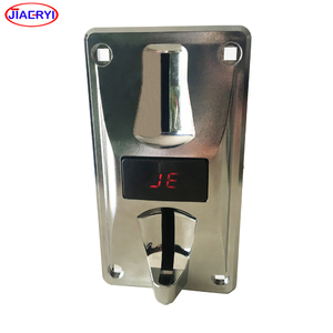 Completely multi coin acceptor for vending machine