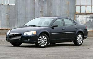 Продам Chrysler Sebring Limited 2006 года