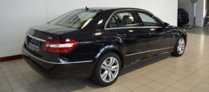 MERCEDES-BENZ E 250 CDI BlueEFFICIENCY Elegance DPF автоматическая