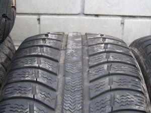 Свежие шины Michelin Primacy Alpin 225/55/16