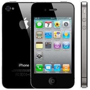 Точная копия iPhone 4S Black (1 sim, high copy)