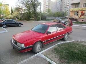 Запчасти для Audi 200 Turbo Quattro