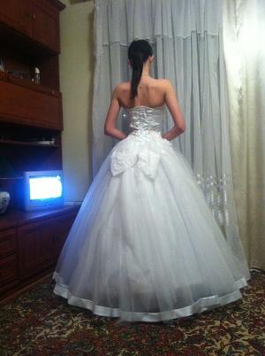 2f3ff3a87cb Срочно продам свадебное платье по низкой цене просмотрено. +4