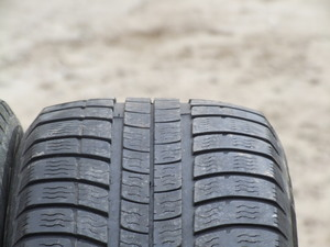 Michelin Alpin + Fulda Supremo 215/55/16