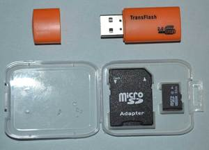 Новая микро-SD TF Card 32GB Class 10