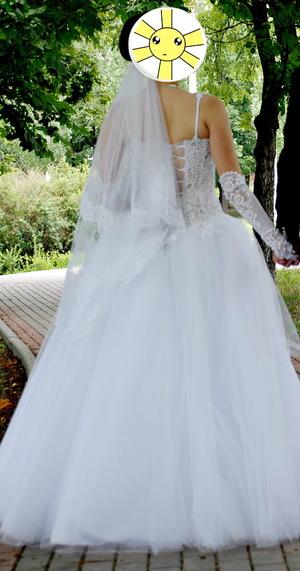7cc5ece769f Продам свадебное платье просмотрено. +1