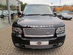 Запчасти бу на Land Rover Range Rover Vogue разборка
