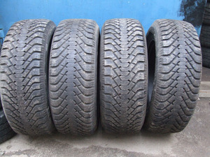 Goodyear UltraGrip-500 под шип 255/65/16 (L300)