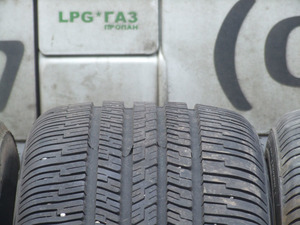 Goodyear Eagle RS 235/55/17 (3 шт = 8мм)