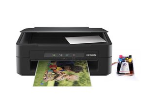 МФУ Epson Expression Home XP-100 с СНПЧ Луцк