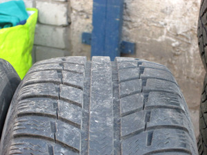 Michelin Alpin A3 185/60/15 (пара)