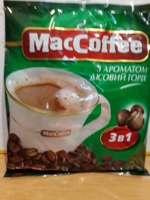Мак Кофе 3 в 1 (МacCoffee)