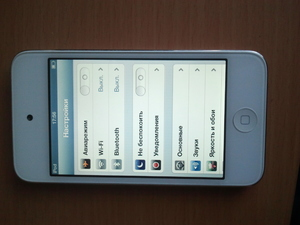 Продам apple ipod touch 4g 8gb white