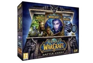 World of Warcraft Battle Chest EURO