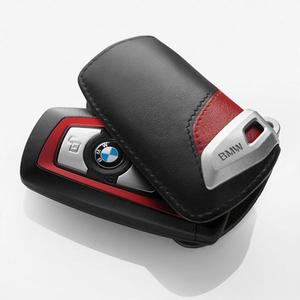Футляр для ключа BMW Key Holder Red